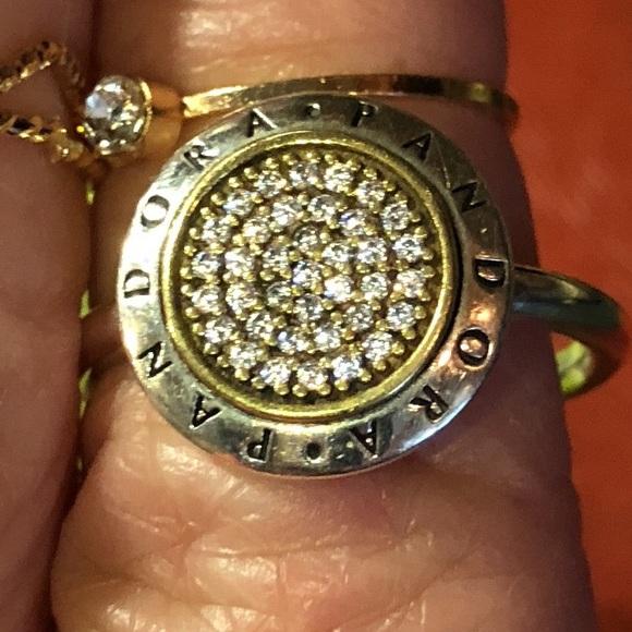 0f8abe3c4 Pandora signature ring. M_5ba2752f04e33dcfbd5331db